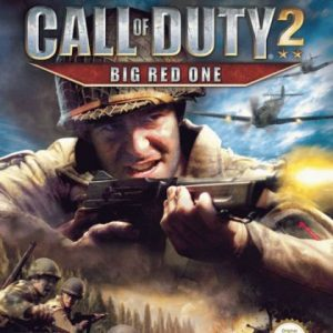 CALL OF DUTY 2 BIG RED ONE [T]