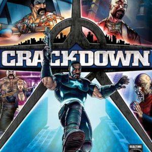 CRACKDOWN XB3