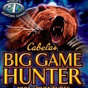 Cabela's Big Game Hunter 2005 Adventure NGC