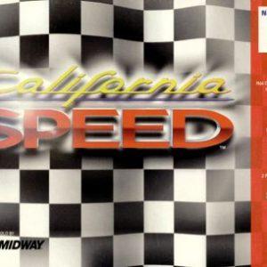 California Speed  N64