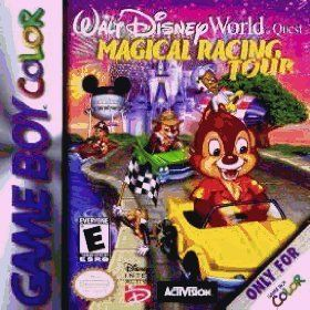 DISNEY MAGICAL RACING TOUR [E] GBY