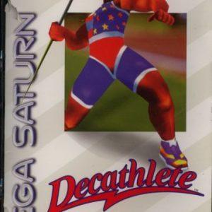 Decathlete - Sega Saturn