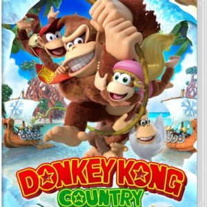 Donkey Kong Country NSW