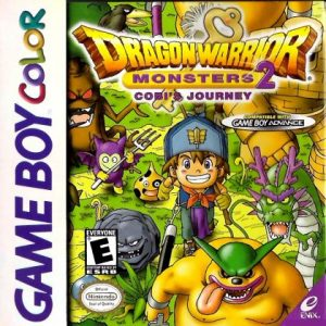 Dragon Warrior Monsters 2: Cobi's Journey - GameBoy Color GBY
