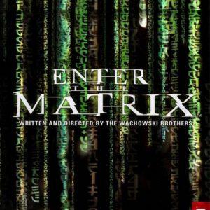 ENTER THE MATRIX XBX
