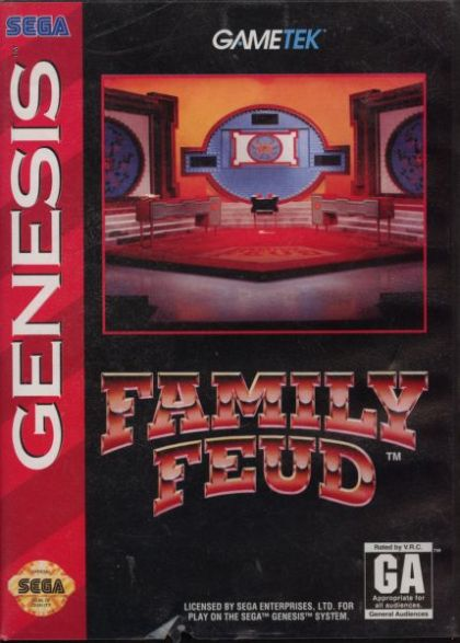 FAMILY FEUD GEN