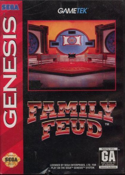 FAMILY FEUD GEN