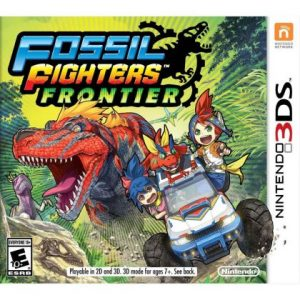 Fossil Fighters Frontier