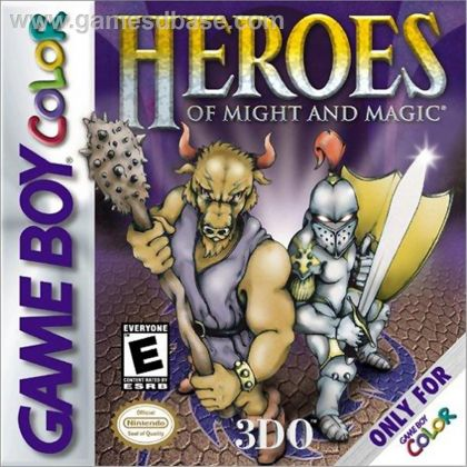 HEROES OF MIGHT & MAGIC [E] GBY