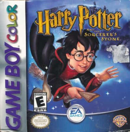 Harry Potter and the Sorcerer's Stone GBC