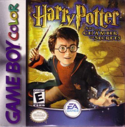 Harry Potter Chamber of Secrets GBC