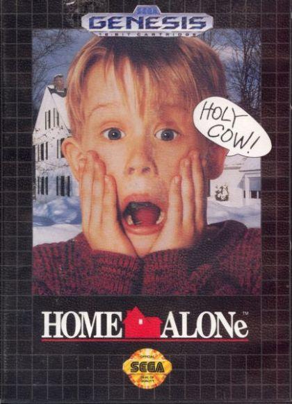 Home Alone - Sega Genesis