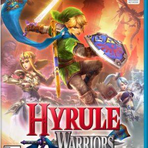 Hyrule Warriors WIU