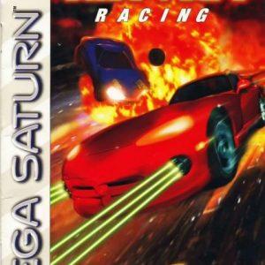 Impact Racing - Sega Saturn