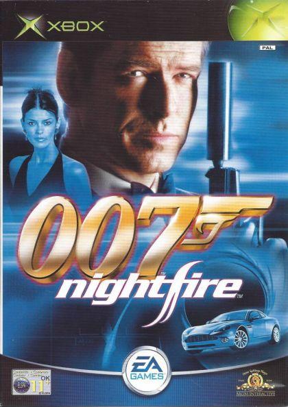 JAMES BOND 007 NIGHTFIRE XBX