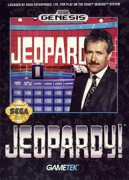 JEOPARDY! GEN