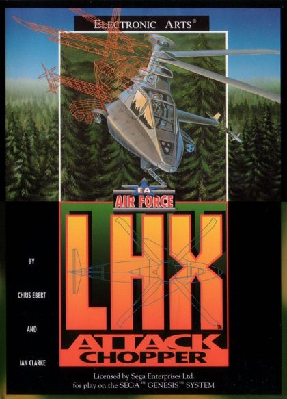 LHX ATTACK CHOPPER GEN