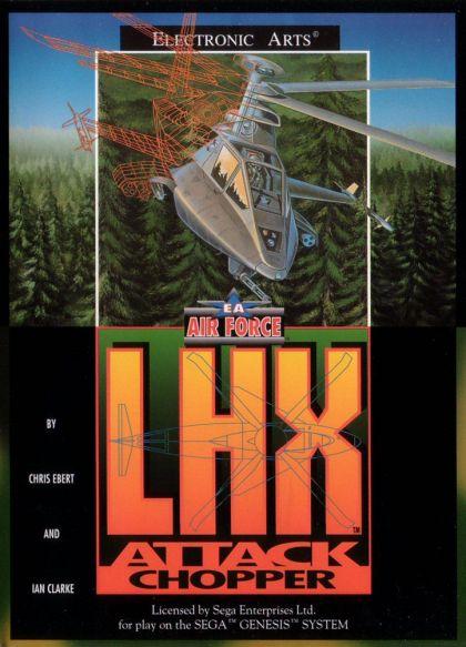 LHX ATTACK CHOPPER GEN