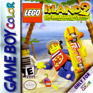 Lego Island 2 GBC