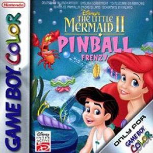 Little Mermaid II: Pinball Frenzy GBC