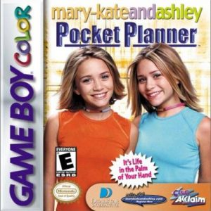 Mary Kate and Ashley Pocket Planner GBC