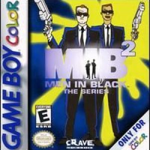 Men in Black 2: The Series  GBC