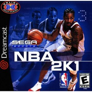NBA 2K1 [E] DRE