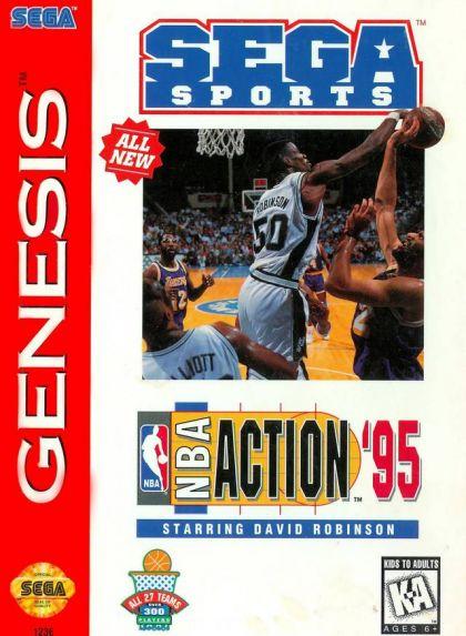 NBA ACTION 95 GEN