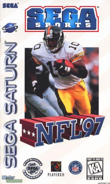 NFL '97 - Sega Saturn
