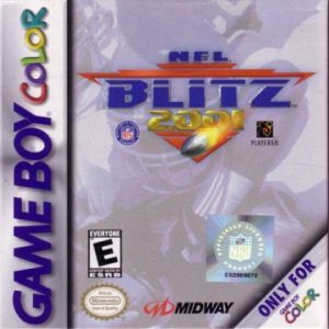 NFL BLITZ 2001 [E] GBC