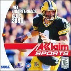 NFL Quarterback Club 2000 DRE