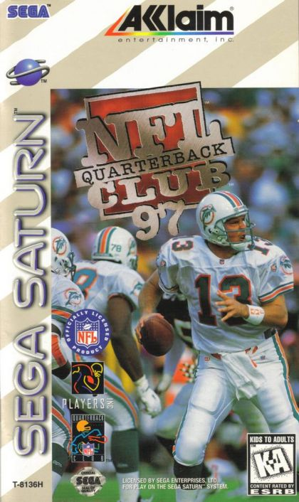 NFL Quarterback Club '97 (Sega Saturn)