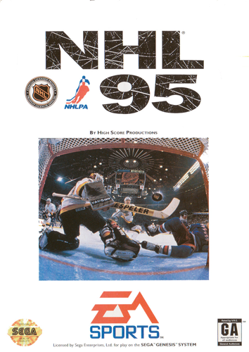 NHL HOCKEY 95 GEN GEN
