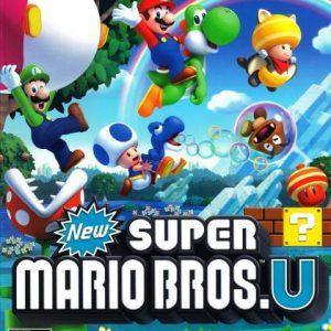 New Super Mario Bros. U  WIU
