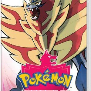 Pokemon Shield NSW