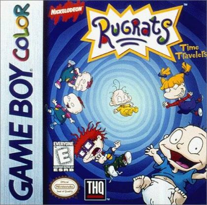RUGRATS TIME TRAVELERS [E] GBY