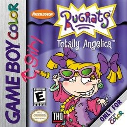 Rugrats: Totally Angelica  GBC