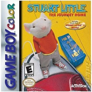 STUART LITTLE: THE JOURNEY HOM