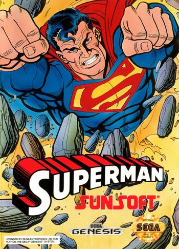 SUPERMAN GEN