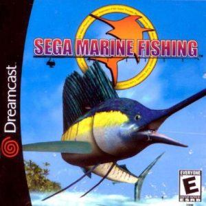 SEGA Marine Fishing DRE