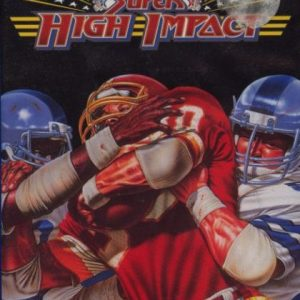 Super High Impact Football - Sega Genesis  GEN