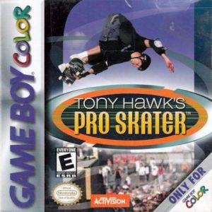 TONY HAWKS PRO SKATER [E] GBY