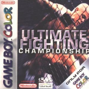 ULTIMATE FIGHTING CHAMPIONSHIP GBY