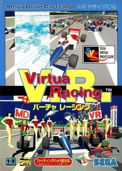 Virtua Racing - Sega Genesis
