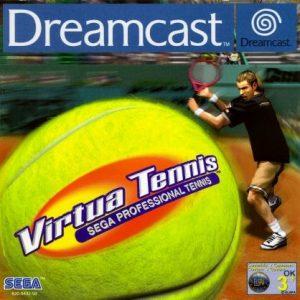 Virtua Tennis - Sega Dreamcast  DRE