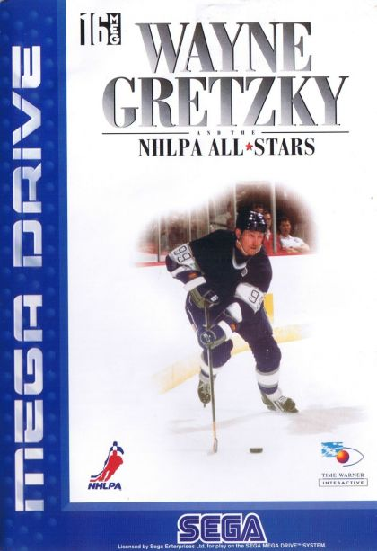 WAYNE GRETZKY NHLPA