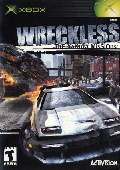 WRECKLESS XBX