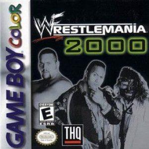 WWF WRESTLEMANIA 2000 [E] GBY