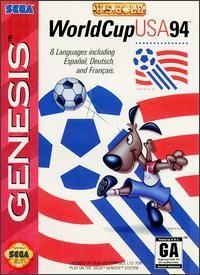 World Cup USA '94 - Sega Genesis