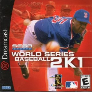 World Series Baseball 2K1  DRE